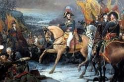Le général Moreau à Hohenlinden