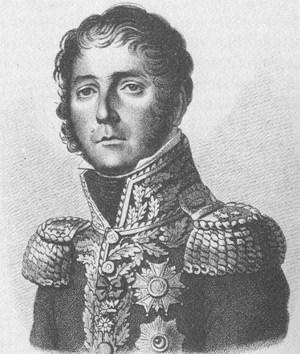 Le général Sébastiani
