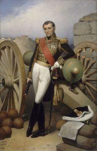 Le général Sylvain Charles Valée
