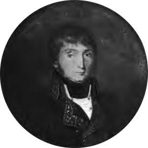 Le général van Dedem (lithographie contemporaine)