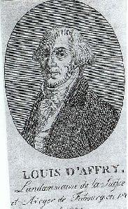 Louis d'Affry