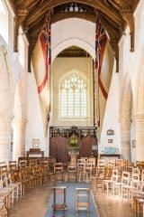 L'église de Burnnham-Thorpe
