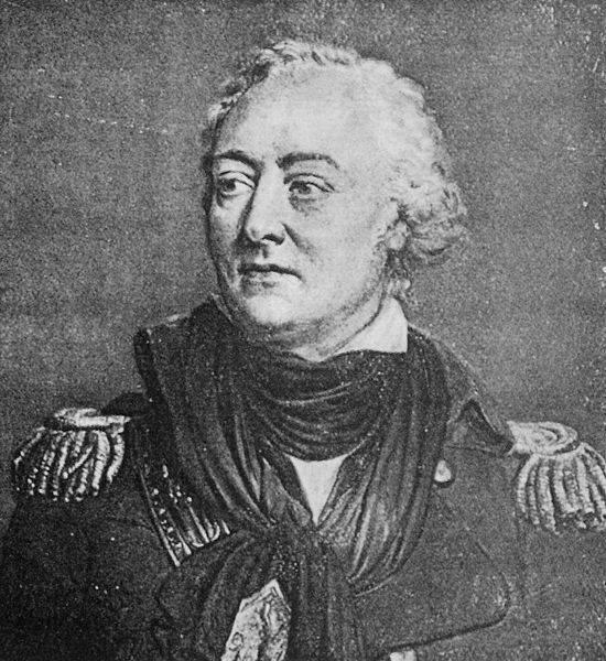 L'amiral Louis-René Levassor de LATOUCHE-TREVILLE
