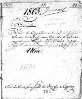 Document original des Archives de Vienne