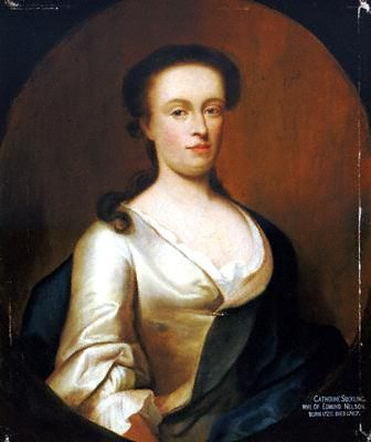 Catherine Suckling, mère de l'amiral Nelson.