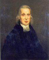 Le révérend Edmond Nelson, recteur de Burnham Thorpe, père de l'amiral Nelson