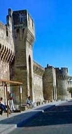 Avignon, porte de l'Oulle