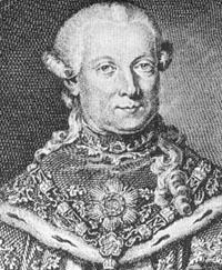 Le comte Pergen, ministre de la police