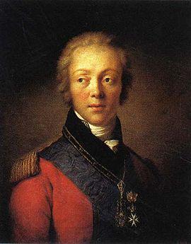 Le gouverneur de Moscou, le général Rostopchine