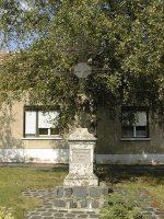 Tombe du major Ayet, à Pápa