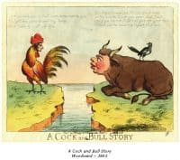 A Cock and Bull Story - Woodward - 1803