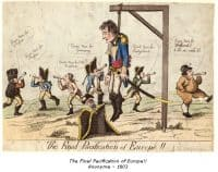 The final Pacification of Europe - Anonyme - 1803