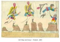 Hot Steps and Jumps - Roberts - 1803