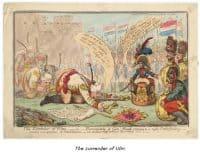 The surrender of Ulm