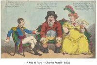 A trip to Paris - Charles Ansell - 1802