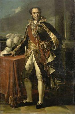 Le maréchal Brune - Eugène Bataille - Château de Versailles