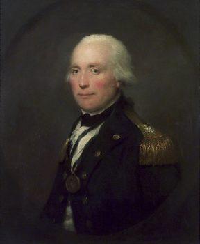 L'amiral Calder