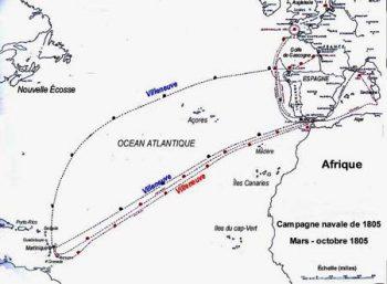 Campagne navale de 1805