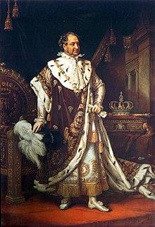 Maximilien Ier de Bavière peint par Joseph Stieler