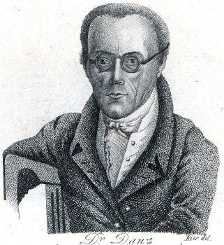 Johann Traugott Leberecht Danz