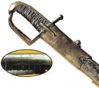 Épée du général Sibuet