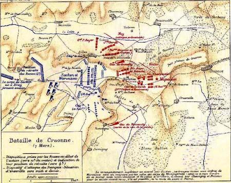 Plan de la bataille (crédit: Didier Dudal)