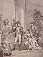 Napoléon et la comtesse Hatzfeld