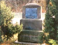Le monument de Saalfeld