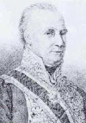 Bernhard Erasmus comte von Deroy