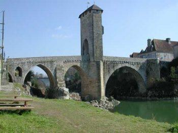 Le vieux-pont dOrthez