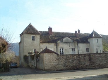 Le château de Moncey